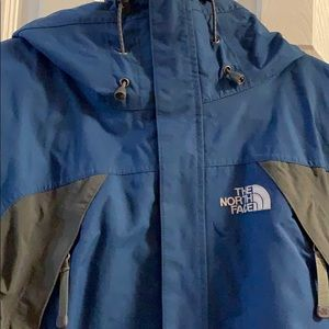 The North Face zip in compatible jacket